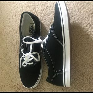 Vans walking shoe
